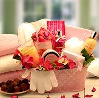 Take A Relaxing Break Gift Basket