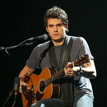 John Mayer Arena Tour