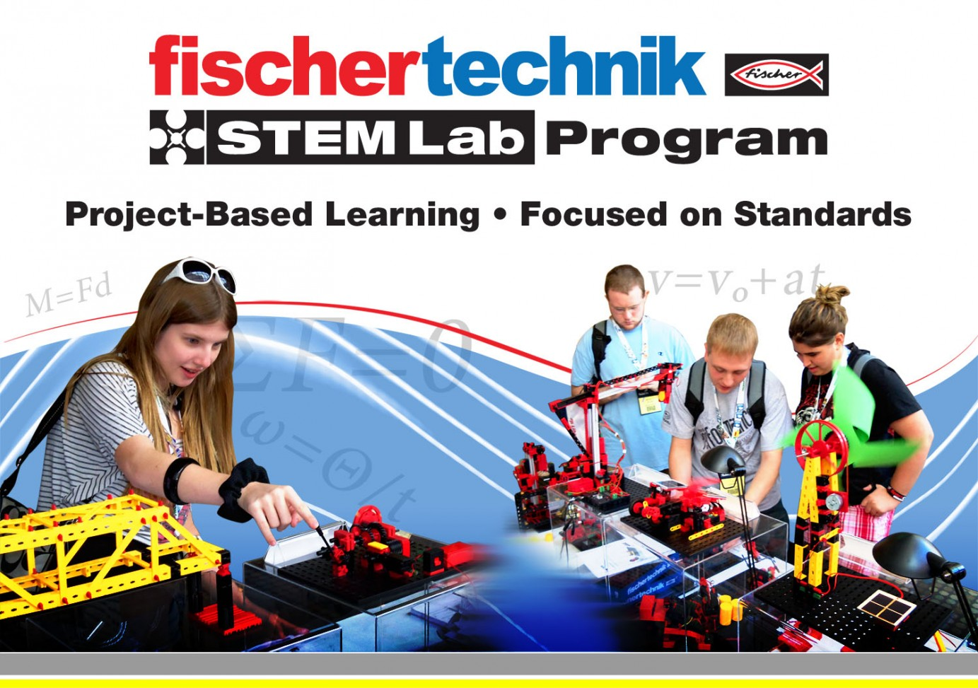 fischertechnik STEM Lab Program