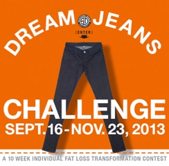 Oxygen and Iron's DREAM JEANS Challenge sponsored by Shockoe Denim!