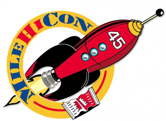 MileHiCon 45 Logo