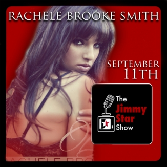 Rachele Brooke Smith on The Jimmy Star Show.