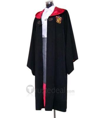 Harry Potter Gryffindor Cloak Cosplay Costume$49.9