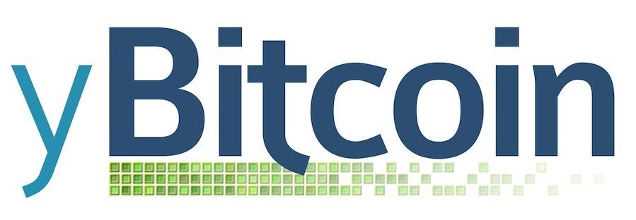 yBitcoin logo