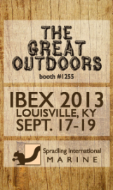 IBEX 2013 The Great Outdoors