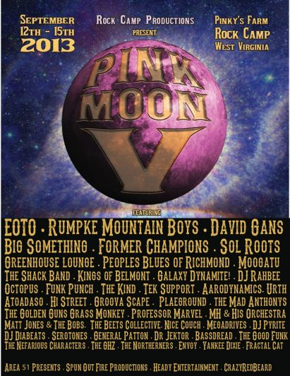Pink Moon Festival 5 Eoto Rumpke Mountain Boys Something Sol Roots
