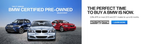 BMW Certified PreOwned Boudler - Denver, CO