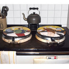 Hob Covers for AGA & Rayburn Cast Iron Cookers