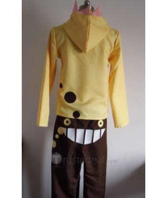 Pokemon Gijinka Girafarig Cosplay Costume
