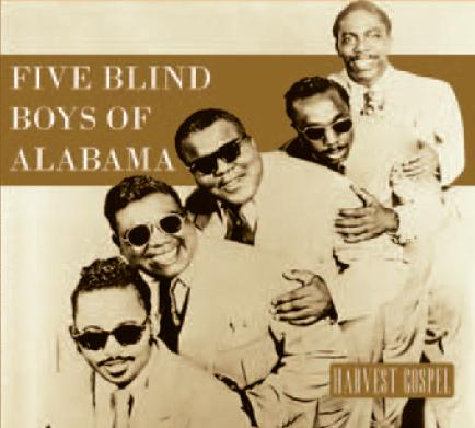 Five Blind Boys Of Mississippi Original Five Blind Boys The It's A Wonder / I'm Willing To Run