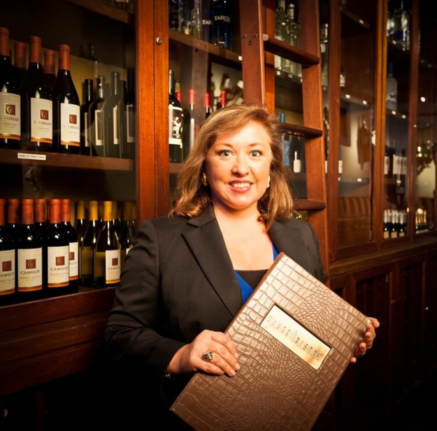 Pamela Wellborn CS, CSW of Cuvee Bistro in Destin Florida