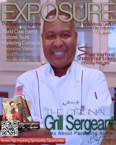 Chef Brad Turner