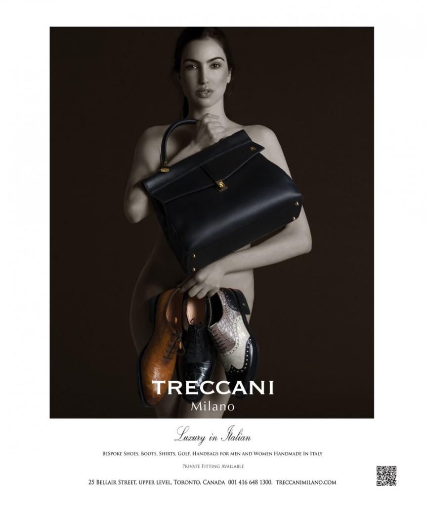 Treccani Milano Ritz Carlton Magazine