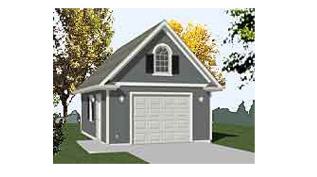 Pdf instant download garage plans now available at behm for Garage plans free download