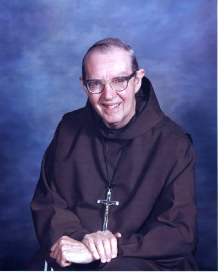 Fr. John Keane, SA, Franciscan Friar of the Atonement