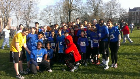 Sponsor a student runner or make a donation at www.meredithmatters.org