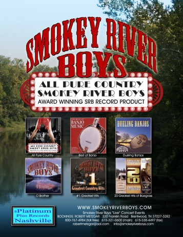 All Smokey River Boys Products