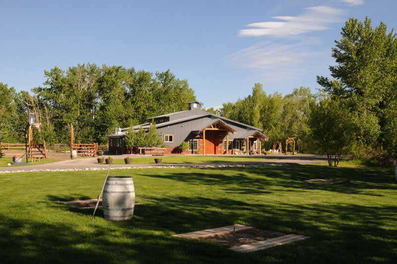 Houses for sale in montana the place to live in fritz for Montana ranch house