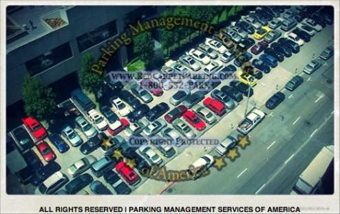 Parking Management Services Los Angeles