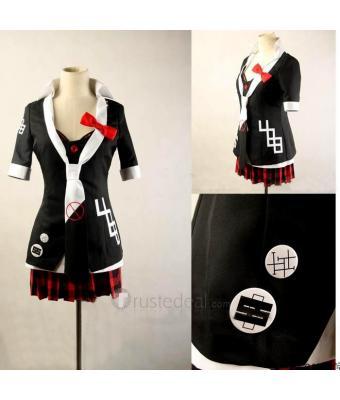 Dangan Ronpa Unko Enoshima Cosplay Costume