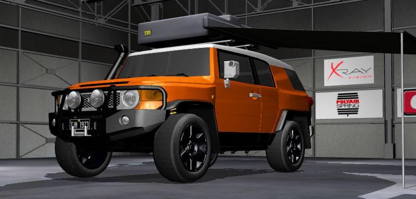 Build your own TJM 4WD