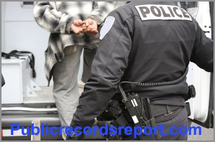 Arrest Records For Free