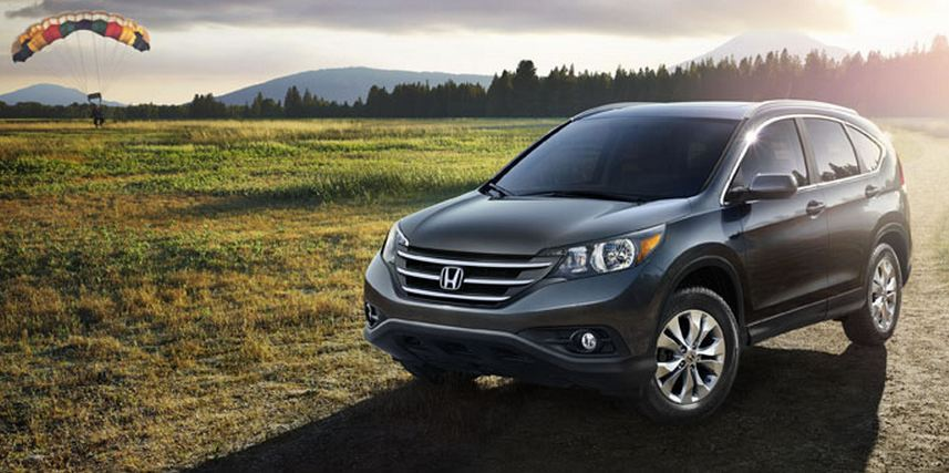 The Honda CR-V Tops the Crossover Class Around St. Louis ...