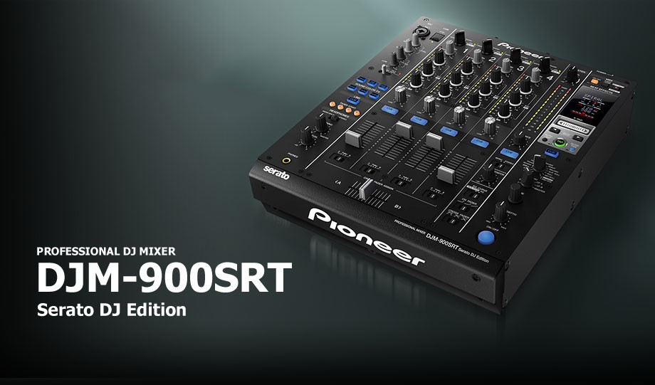 New Pioneer DJM-900SRT Club Mixer