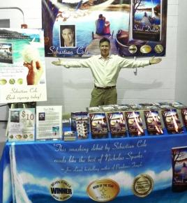 Sebastian Cole at the Big E fair in W. Springfield, Ma