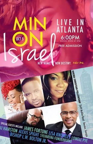 Minon LIVE in Atlanta