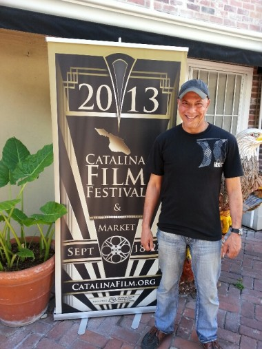Director of Photography Louis Halcyon Simmons