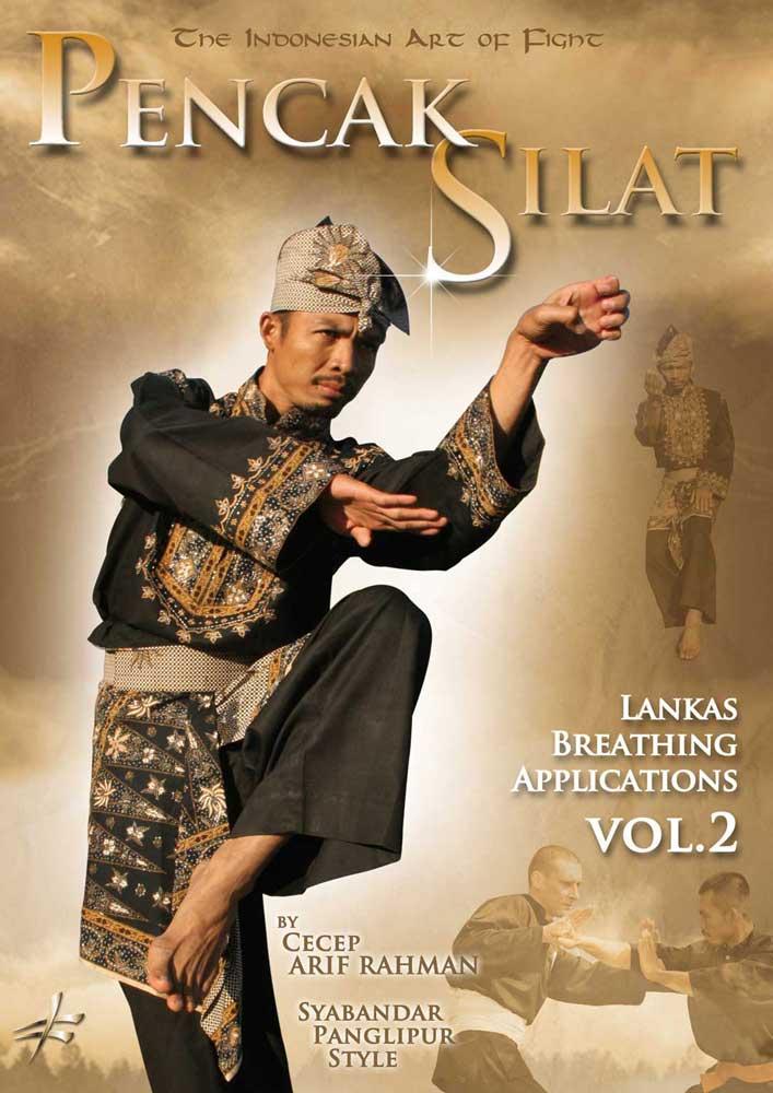 Pencak Silat DVD cover art