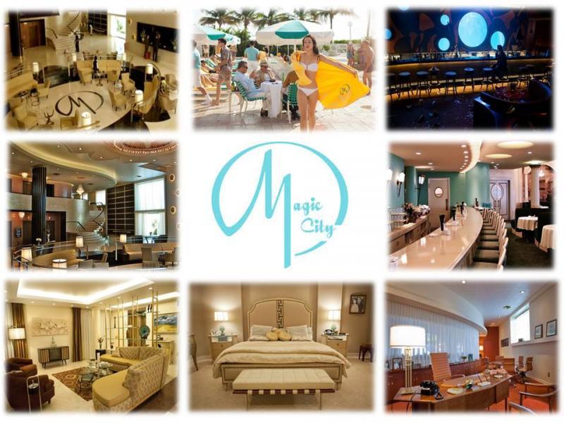 Magic City - Miramar Playa Hotel