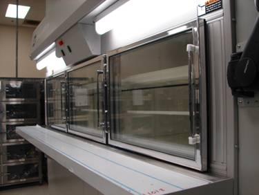 Nitrogen Purge Storage System