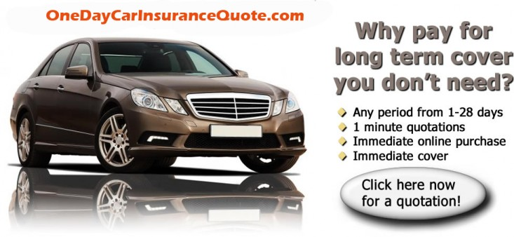 Get Guaranteed Cheap One Day Car Insurance Policy For Your One Day