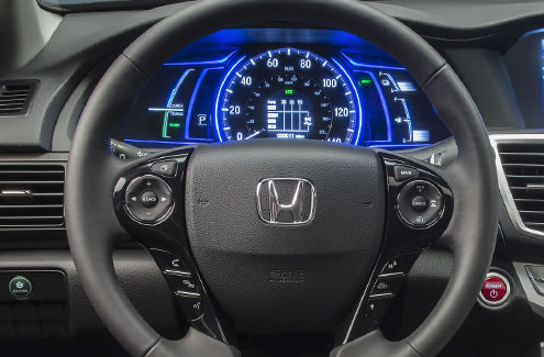 The 2014 honda accord hybrid is available now at gateway honda dealers gateway honda dealers for 2014 honda accord interior lights