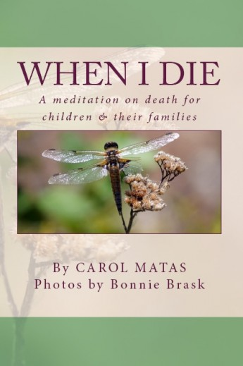 When I Die by Carol Matas, a Meditation on Death for Children