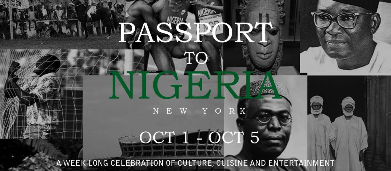 Passport to Nigeria-2013 flyer