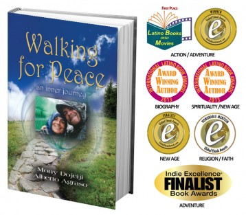 """Walking for Peace, an inner journey"" with all its awards"