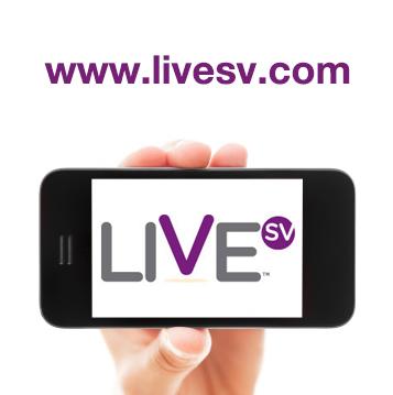 LiveSV Mobile Optimized Website