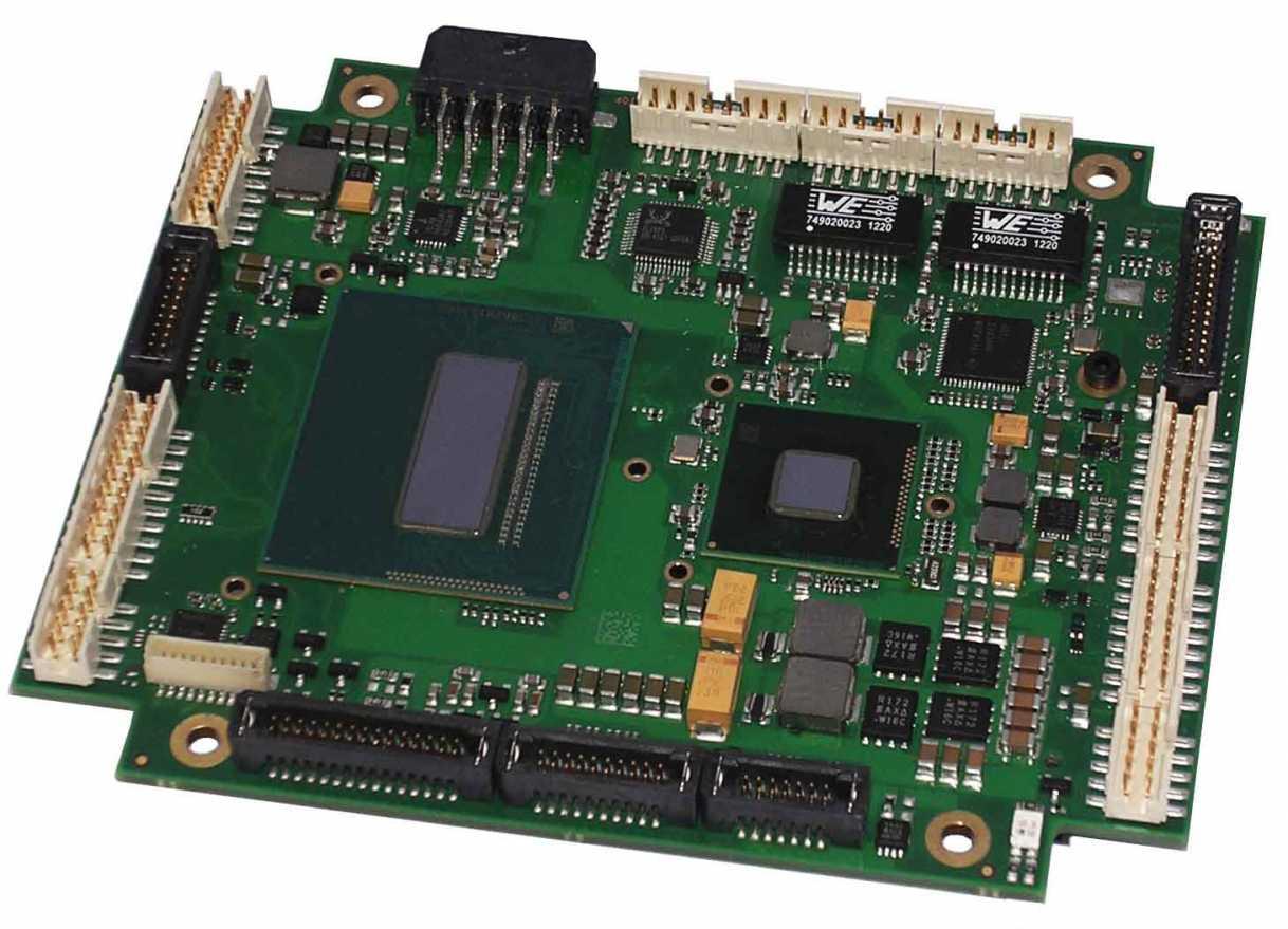 ADLQM87PC - 4th Gen Intel Core i7 SBC