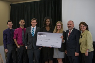 College of Business Administration Immersion Week Winners