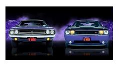 One person wins two rare Dodge Challengers and $50,000!