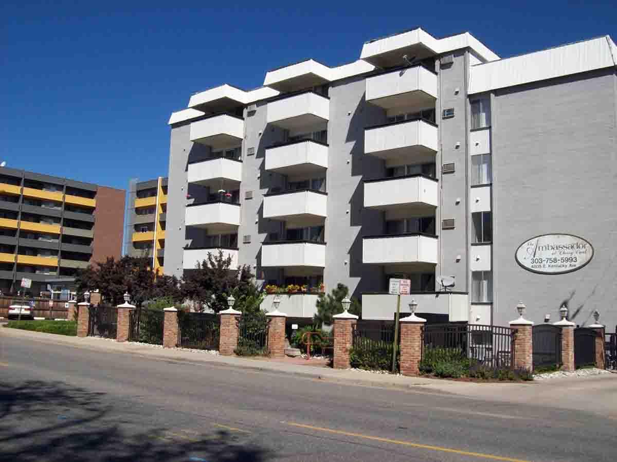 Abassador Apartments