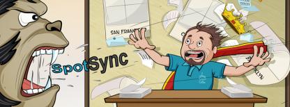 SpotSync Checkout
