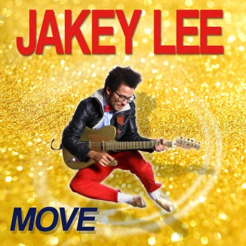 "Jakey Lee's NEW solo CD ""MOVE"""