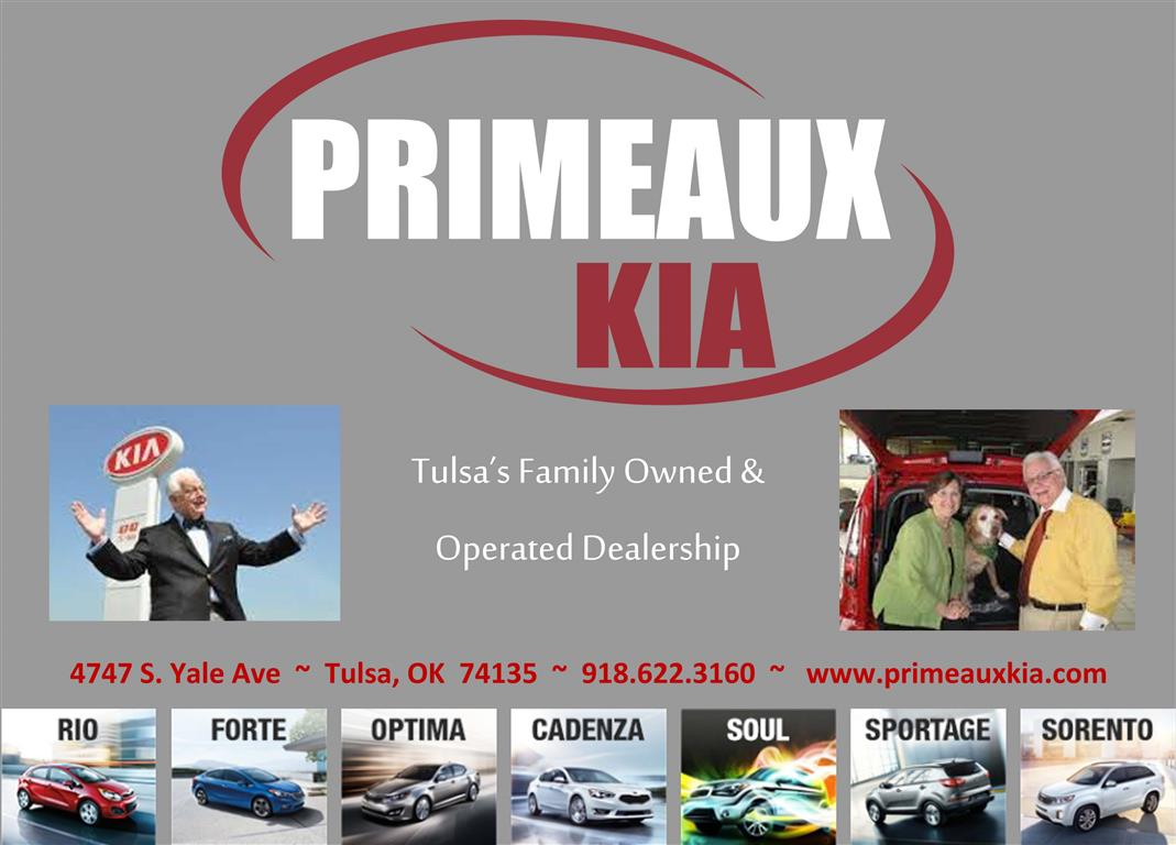 Tulsa's Family Owned & Operated KIA Dealership
