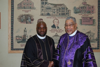 Bishop Norris Commissions New Documentary On The AME Church In South Carolina