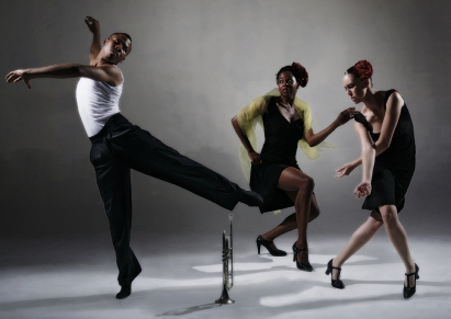 "JazzAntiqua Dance & Music Ensemble in ""The Blues"""