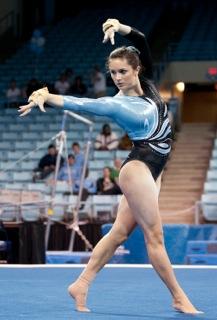 Krista Jasper - Gymnast/Actress
